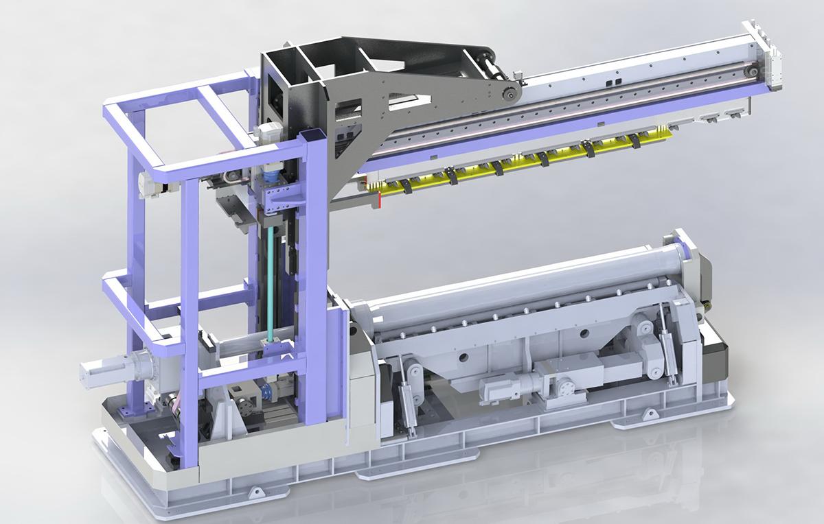 ELBO Maschinenbau - Walze